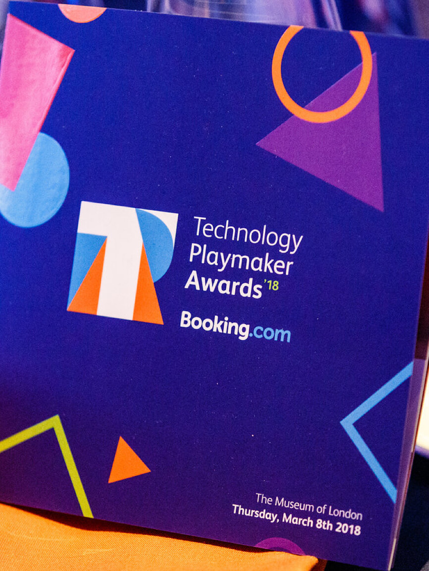 Thumbnail of the Technology Playmaker Awards project