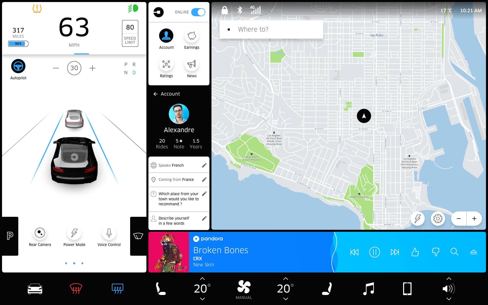 Tesla-touchscreen-profile